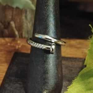 Stainless Steel Nail Ring